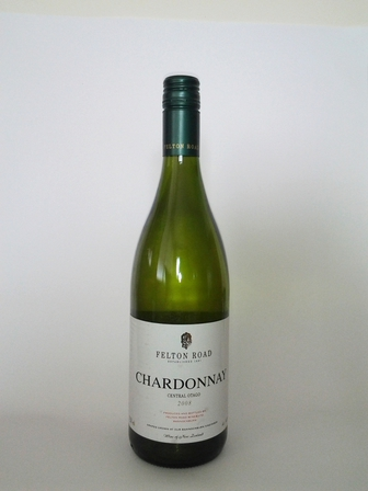 Felton Road Chardonnay 2008, Central Otago, New Zealand