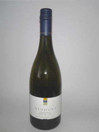 Neudorf Moutere Chardonnay 2008, Nelson, New Zealand
